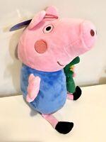 Peppa Pig Family George Plush Toy Stuffed Doll US Seller