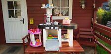 Spielküche Kinderküche mit diversem Zubehör