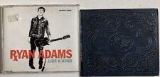 RYAN ADAMS - ROCK N ROLL PROMO + COLD ROSES DOUBLE CD ALBUM