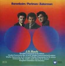 Itzhak Perlman - Bach, Js: Violin Concertos & D NEW CD