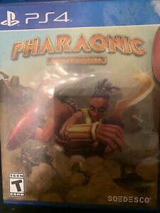 Pharaonic: Deluxe Edition (Sony PlayStation 4, 2017)