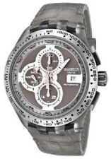 Swatch Irony Right Track Sunset SVGK409 Automatic Chronograph Watch