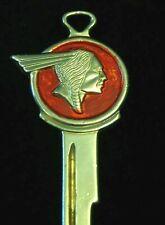 PONTIAC INDIAN CHIEF KEY Blank fits ALL 1935-1966 Vintage OEM Bonneville NOS