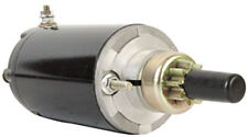 Starter w Nuts - Kohler KT17 MV16S MV18 Cub Cadet 1535 1541 1730 18 HP Generator