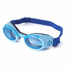 Doggles ILS Sunglasses/ Dog Protective Eyewear - BLUE - LARGE- Dogs 50-100 lbs