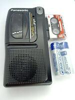 Panasonic RN-302 MicroCassette Voice Recorder Dictaphone Dictation Machine MICRO
