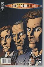 Doctor Who #5 The Forgotten comic book 8th 9th 10th Doctor TV show series