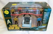 Classic Star Trek Bridge Collector Figure Set 1993 Playmates Numbered Edition