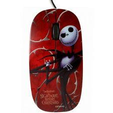 The Nightmare Before Christmas Jack Skellington PC Laptop Computer Optical Mouse