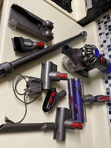 Dyson V6 Car + Boat+ Truck Cordless Cord-Free Handheld Vacuum Cleaner For Parts