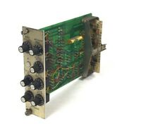 USED RELIANCE ELECTRIC 0-48652 METER BOARD 048652