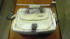 Gravis messenger computer laptop bag crossbody strap 2 compartments 2 pockets