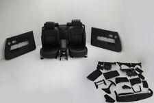 Org Rolls Royce Drophead RR2 Innenausstattung Verkleidung Leder Sitze schwarz