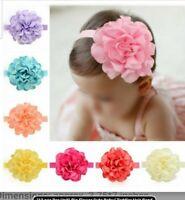 Cute Baby Girl Toddler Flower Hair Band Headwear Kids Headband Accessories 10pcs