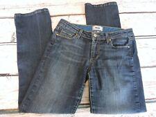 Paige Manhattan Blue Jeans Womens size 28 *Defects* 29x28.25