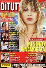 Di Tutto New.Emma Marrone,Monica Bellucci,Marilyn Monroe,Federica Pellegrini,iii