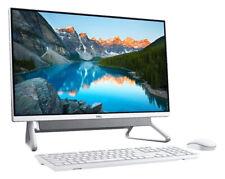 Dell Inspiron 7700 27 in (1TB HDD + 512GB SSD, Intel Core i7 11th Gen., 4.70 GHz, 16GB) All-in-One PC - Silver - hdi770002au