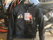 New Icon Hooligan2 Womens Motorcycle Jacket Summer + Winter Medium Armor
