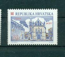 CITTA' CROATE - CITIES CROATIA 1992 Ilok Common Stamp