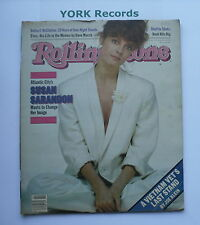 ROLLING STONE MAGAZINE - Issue 344 May 28th 1981 - Susan Sarandon / Rush
