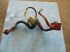 89 GL1500 Goldwing Battery Cables and Solenoid GL 1500