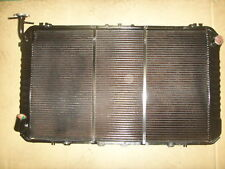 Radiator Nissan Patrol GQ 1 2 Y60 Diesel 4.2L 2.8L TD HD Copper 1988-1997 Manual