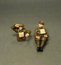 John Jenkins Ww1 The Great War Gwb-12A British Austin Armoured Car Crew Mib