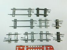 AZ86-0,5# 9x Märklin/Marklin Spur 0 Ausgleichsstück/Gleis für Uhrwerk-Betrieb