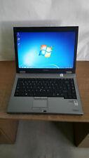 "Toshiba Tecra M9 Laptop Notebook 14.1"" 1GB 30GB SSD Windows 7 Open Office Wi-Fi"