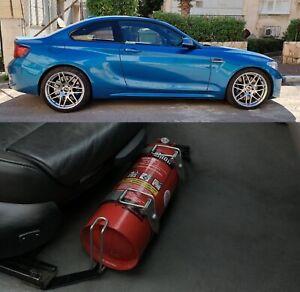 BMW 2series M2 F22/F23/F87 fire extinguisher bracket