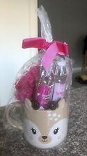ULTA Ulta beauty gift set deer mug body wash smoothie - New!