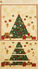 ADVENT CALENDER PANEL - BRILLIANT CHRISTMAS 100% COTTON BY STOF