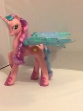 Princess Celestia, My Little Pony, Talks, Lighted Wings, 2010. Working Condition