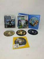 Lot 7 PlayStation 3 PS3 Games Grand Theft Auto 5 Call of Duty Warfare Dark Soul
