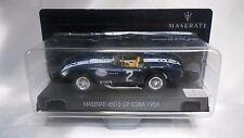 LA MASERATI 1/43 MASERATI 450 S #2 GP CUBA 1958 - N. 5 NUOVA IN BLISTER