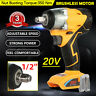 "Replacement For DeWALT DCF880 20V Li-Ion 1/2"" Cordless Impact Wrench Hex - Body"