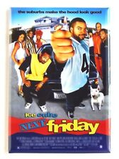 Next Friday FRIDGE MAGNET (2.5 x 3.5 inches) movie poster