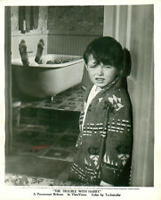 1954 The Trouble With Harry Alfred J Hitchcock Promo Photo Jerry Mathers
