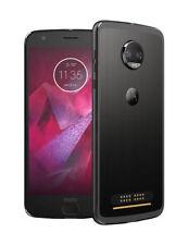 Motorola Moto Z2 Force - 64GB - Super Black (Sprint) Smartphone