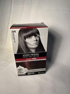 1 Box John Frieda PRECISION FOAM COLOUR Hair Color Dye 3VR Deep Cherry Brown