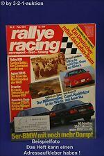 Rallye Racing 2/91 Ford Probe GT BMW 535 Jaguar XJR 15