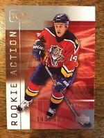 2001-02 UD Top Shelf - NIKLAS HAGMAN #128 Florida Panthers Rookie RC /900