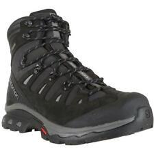 Salomon Men's Quest 4D 3 GTX Hiking Backpacking Boots - Black - Size 10.5