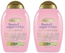 Set of OGX Frosted Sugar Cookie Shampoo & Conditioner 13 fl oz each Limited Ed!