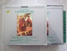 Haydn: Il Ritorno Di Tobia - Szekeres, Kalmar, Kincses, Bende - 3 CD Denon Japan