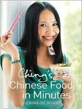 Ching's Chinese Food in Minutes by Ching-He Huang | Hardcover Book | 97800072650