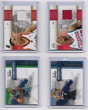 2009-10 Studio Brandon Roy Jersey Card Portland Trailblazers (Top Left)