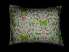 BELLA BUTTERFLY TRAVEL SIZE/ACCENT/CHILDRENS PILLOW COVER MICHAEL MILLER FABRIC