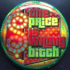 Michael Barnard * New Discraft Full Foil Buzzz Price is Wrong Bi%$& * Disc Golf