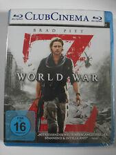 World War Z - Extended Cut - Zombies Apokalypse Weltuntergang Suspense Brad Pitt